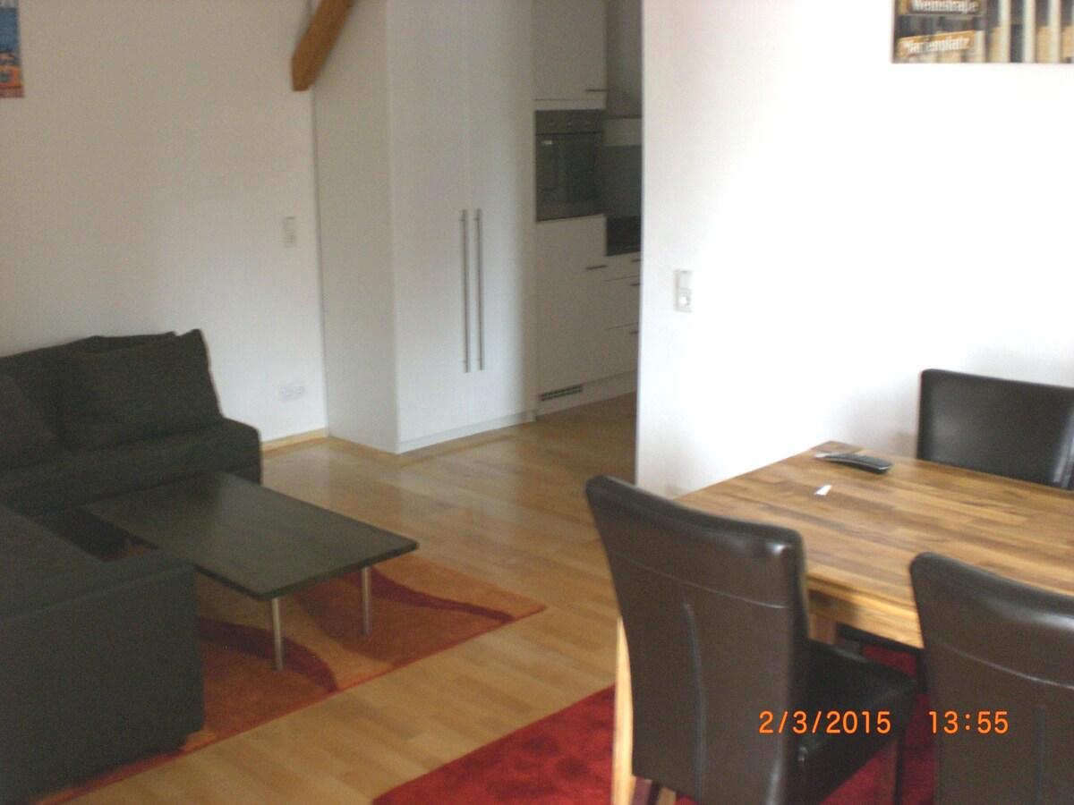 Wohnung bis 4 Personen komplett neu