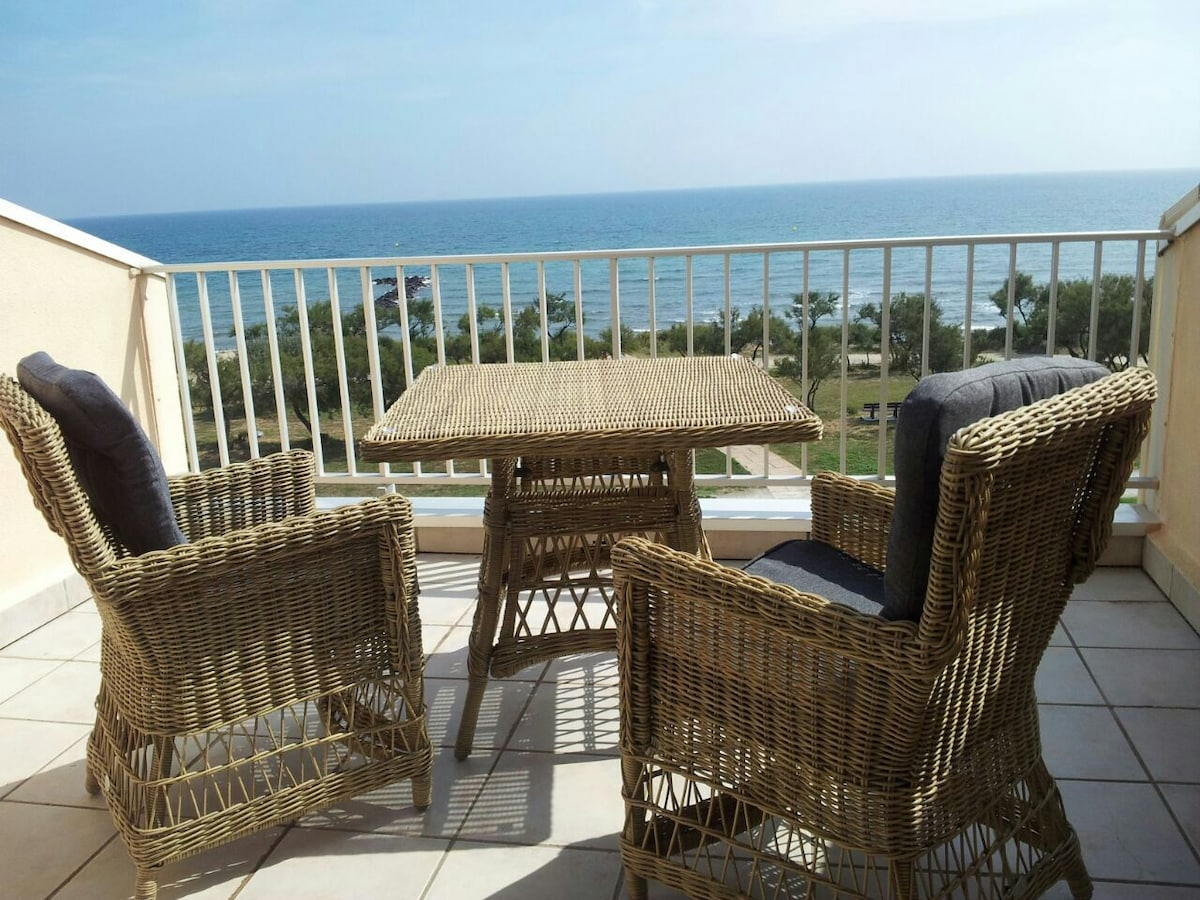 Seaside appartment in Cap d'Agde