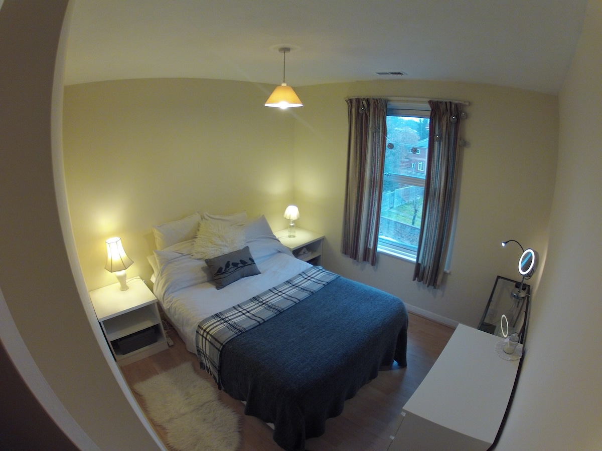 Double room with free DIY breakfast