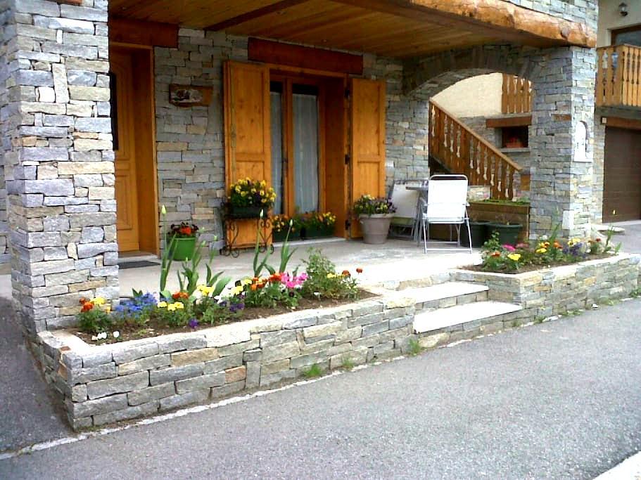 Chalet Chez Stéphane et Estelle - Villarodin-Bourget - Apartment