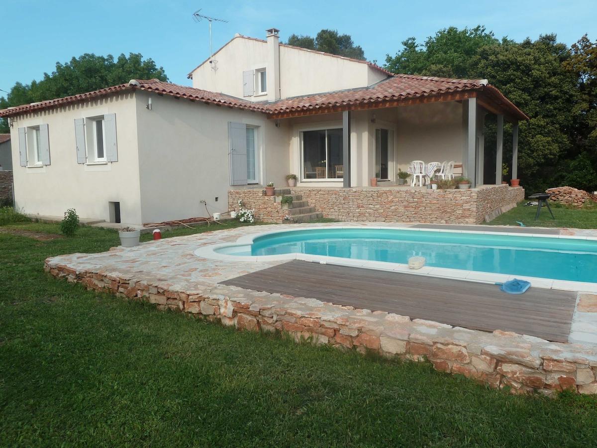Villa avec piscine Nimes