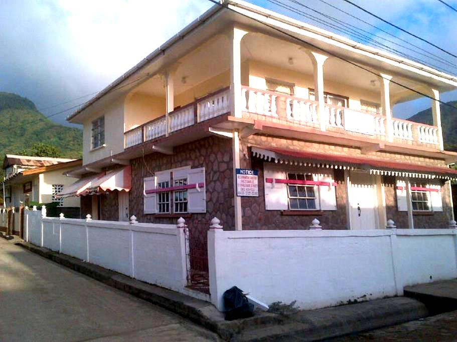 Soufriere Apartment - Soufriere - Rumah