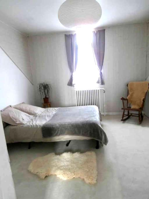 CHAMBRE 1 ou 2 pers centre ville / gare / aeroport - Beauvais - Bed & Breakfast