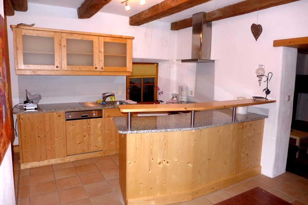 Rustikale Wohnung - Inzing - Apartment