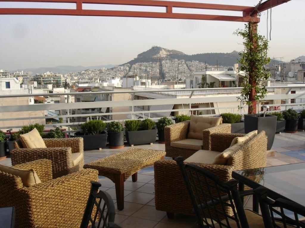 Not your typical airbnb apartment! We have hundreds of reviews on the other sites - check out Carole & Basil's Acropolis View Penthouses and then choose our home as your home in Athens.