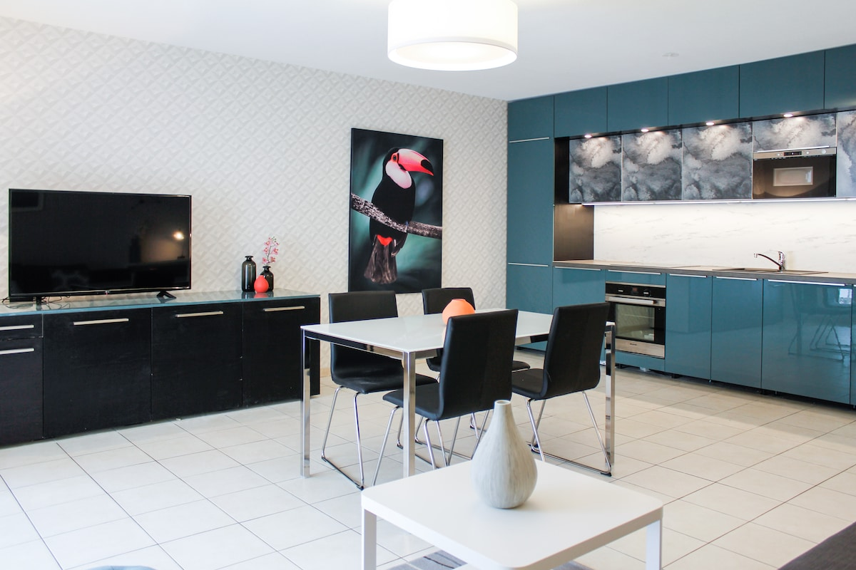 2br new modern apt st charles terrasse garage apartments for rent in marseille provence alpes côte dazur france