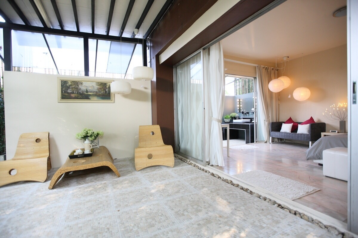 Art garden suite,near Airport ,bkk