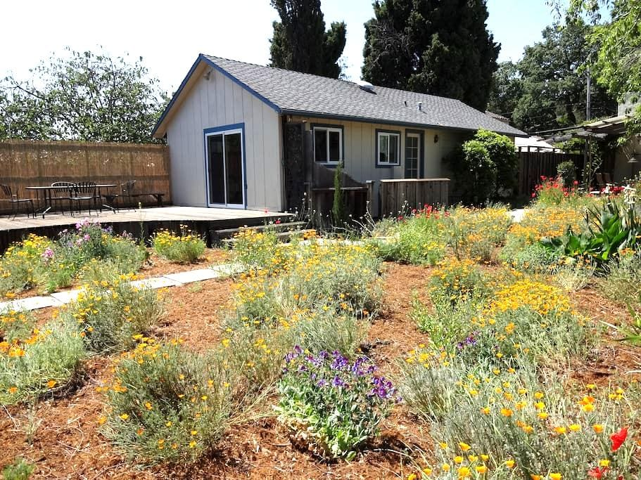 A Travelers Rest in Redwood City - Redwood City - Bed & Breakfast