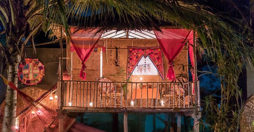 Fusion - Agonda - Beach huts