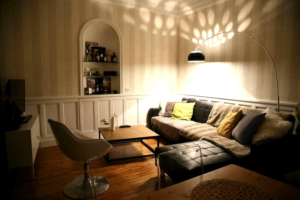 Bed & Breakfast, place Darcy - Dijon - Appartement