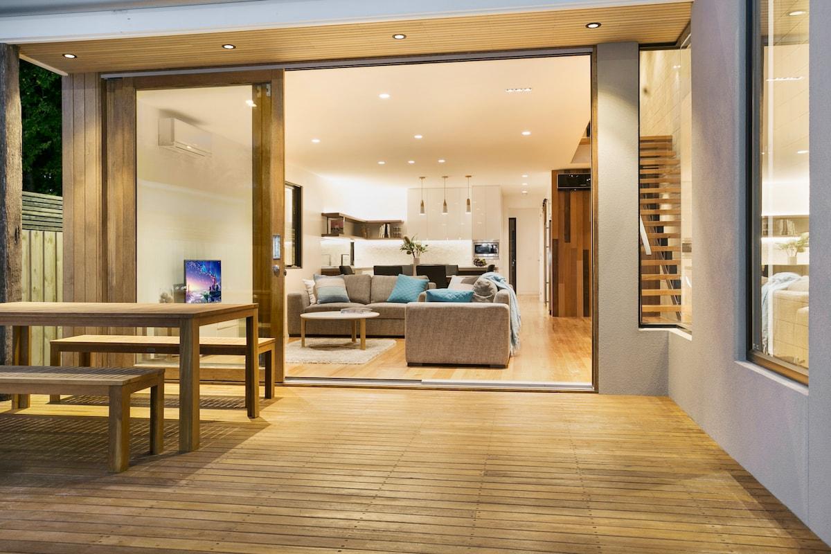 Brand new modern beach house houses for rent in barwon heads victoria australia
