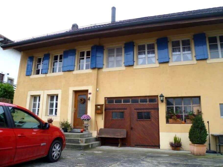 Chambre d'hôtes - Trey - Penzion (B&B)