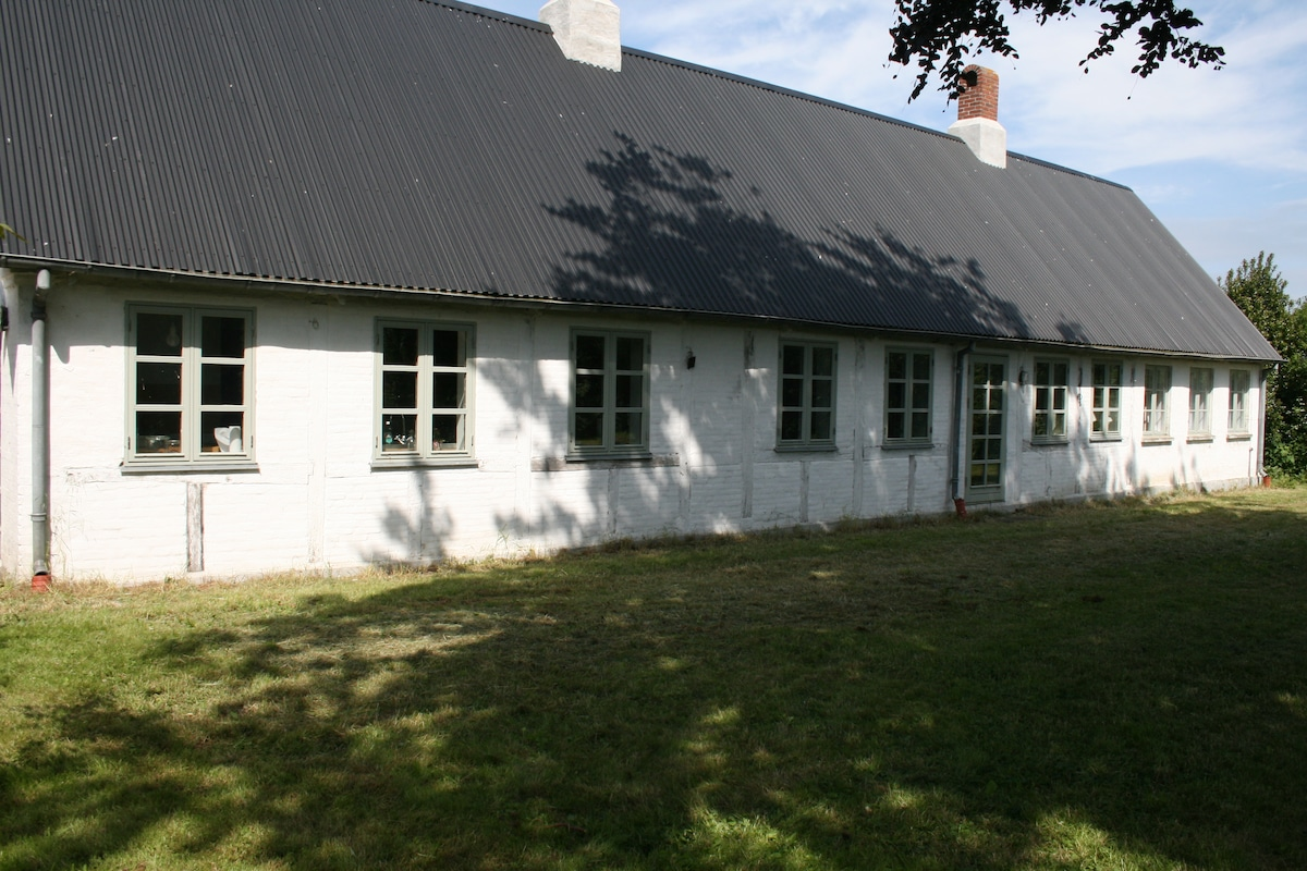 Really nice country house at Femø
