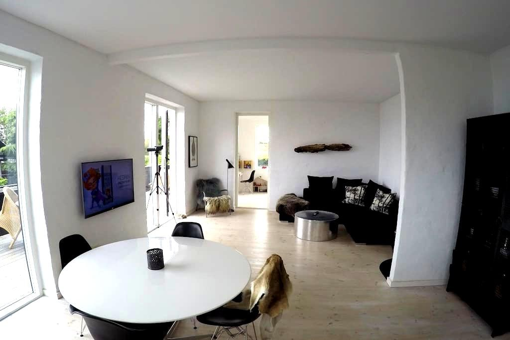 Beautiful apartment with fantastic ocean view. - Dragør - Wohnung
