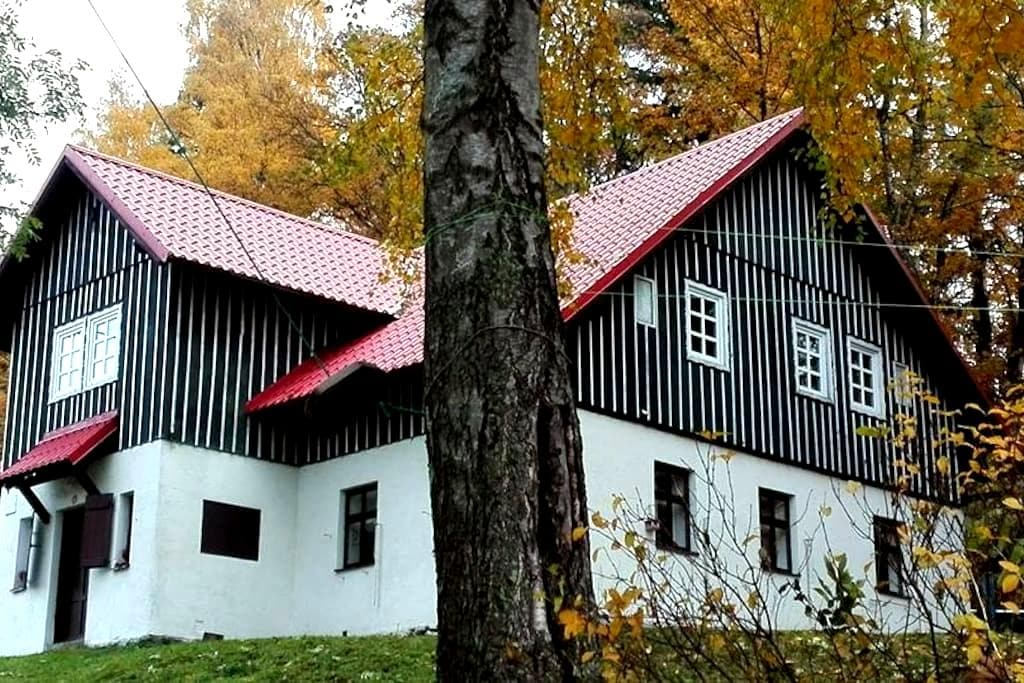 Spacious house in mountains (minimum 4 persons). - Vítkovice - Hus
