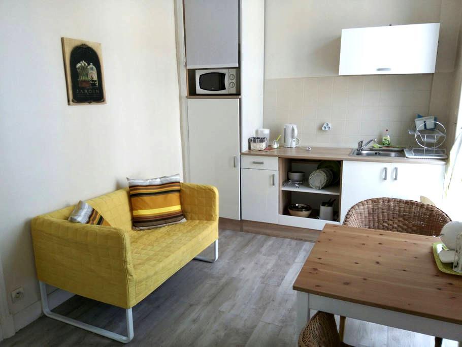 chambre d'hote de charme privée - Carcassonne - Bed & Breakfast