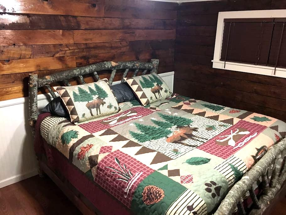 Cozy Mountain Cabin - Banner Elk - Rumah