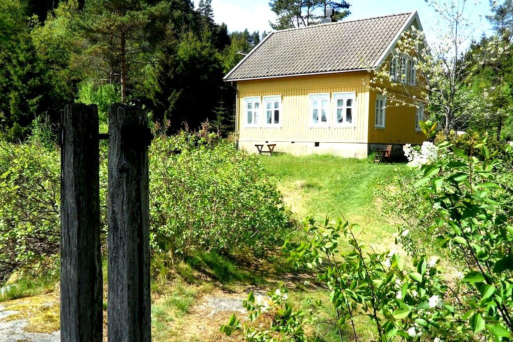 Charming country-house, lovely view - Konsmo - Dom