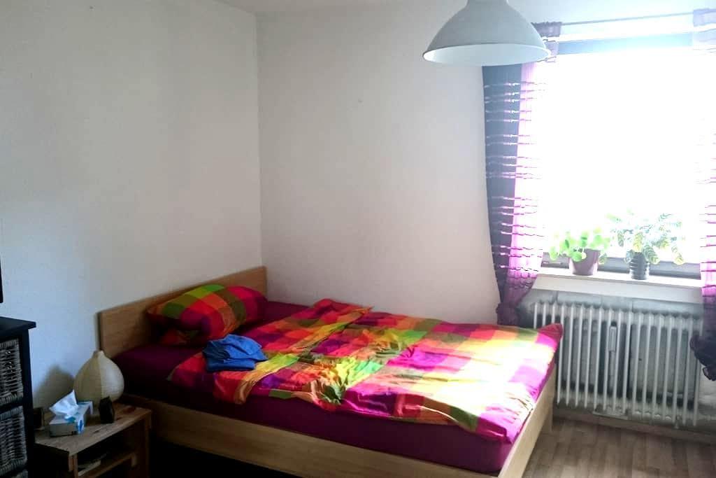 Gemütliches Zimmer in Messenähe - Nürnberg - Huoneisto
