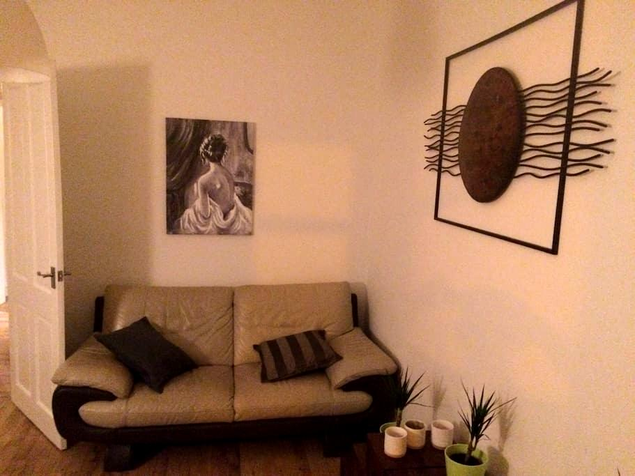 Whole one bedroom flat in Glasgow. - Glasgow - Daire