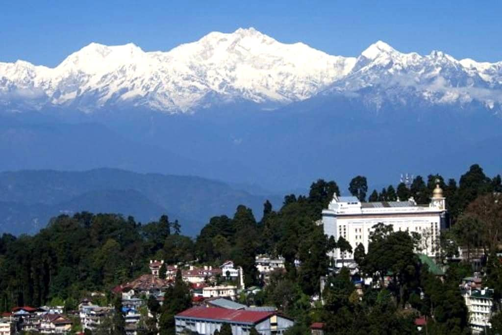 Himalayan Retreat in Darjeeling - Darjeeling - Apartment