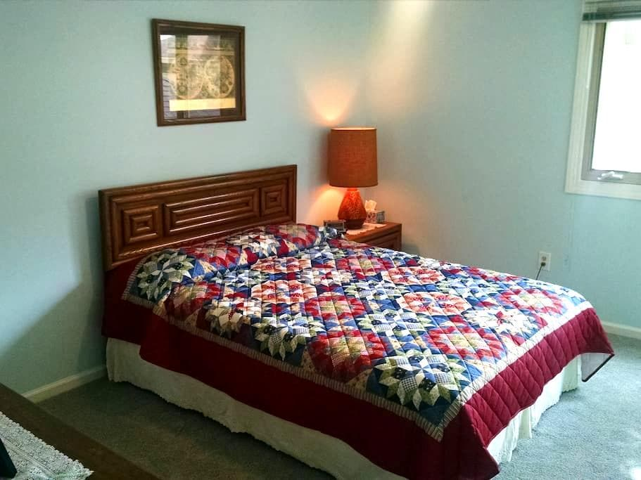 Private Room and Bath in Oakton VA - Oakton - Casa
