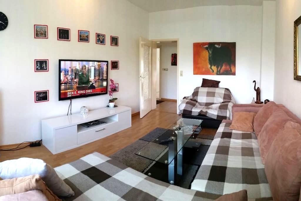 2 Zimmer Apartment im ZENTRUM, WLAN - Hannover - Lägenhet