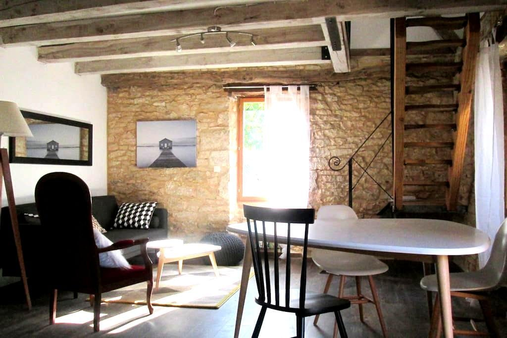 La Petite Maison Condat Sur Vézère - Condat-sur-Vézère - Rumah