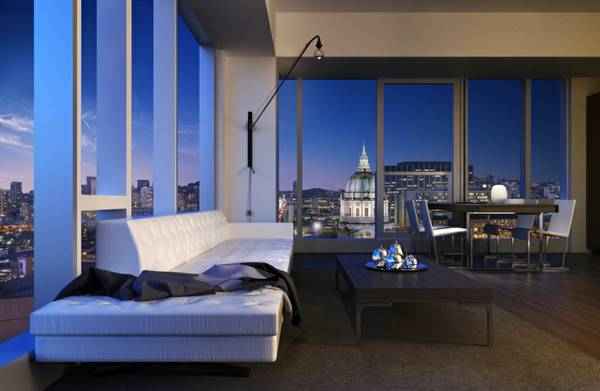 Small Modern Room Amazing Views