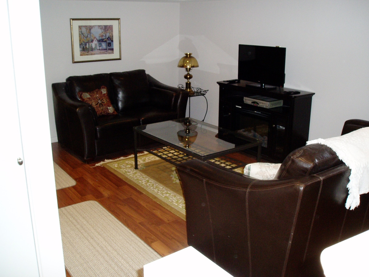 Furnished Aptmt for PanAm Boxing