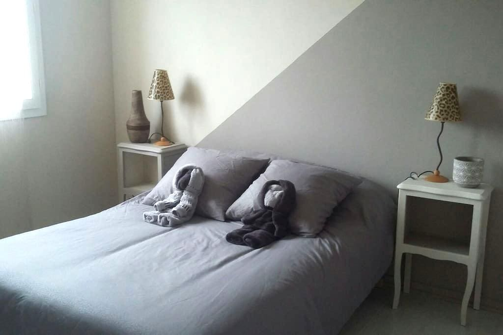 Quartier résidentiel calme - Pineuilh - Casa