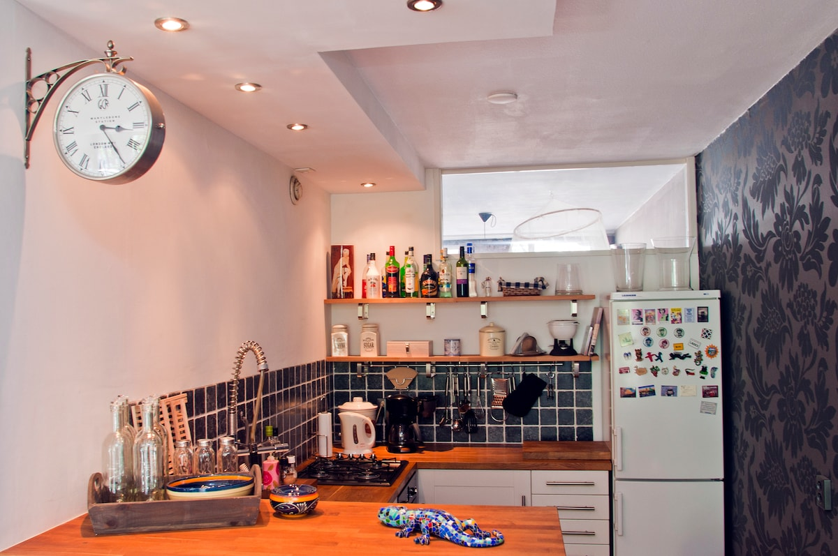 Kitchen, fully equipped!