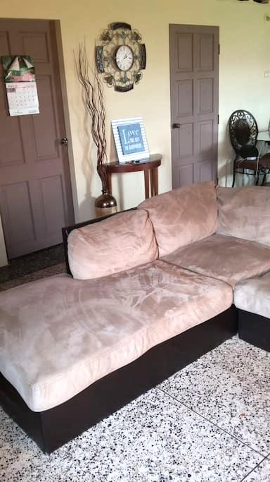 Cozy air-conditioned bedroom - San Fernando - Appartamento