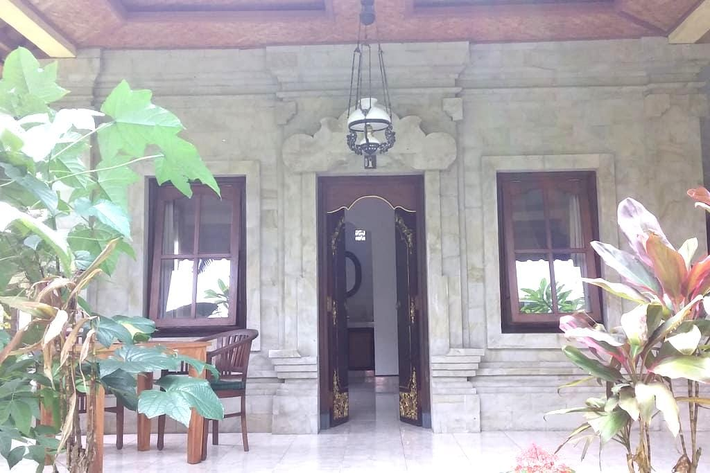 Luxury Homestay Ubud Central, Bali - Udara Villa - Ubud - Appartement