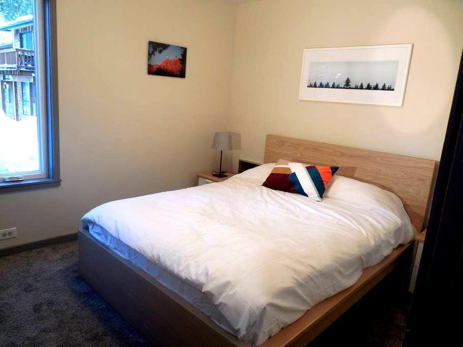 Lovely, Chic Alpine room (same day? please call) - Alpine Meadows - Selveierleilighet