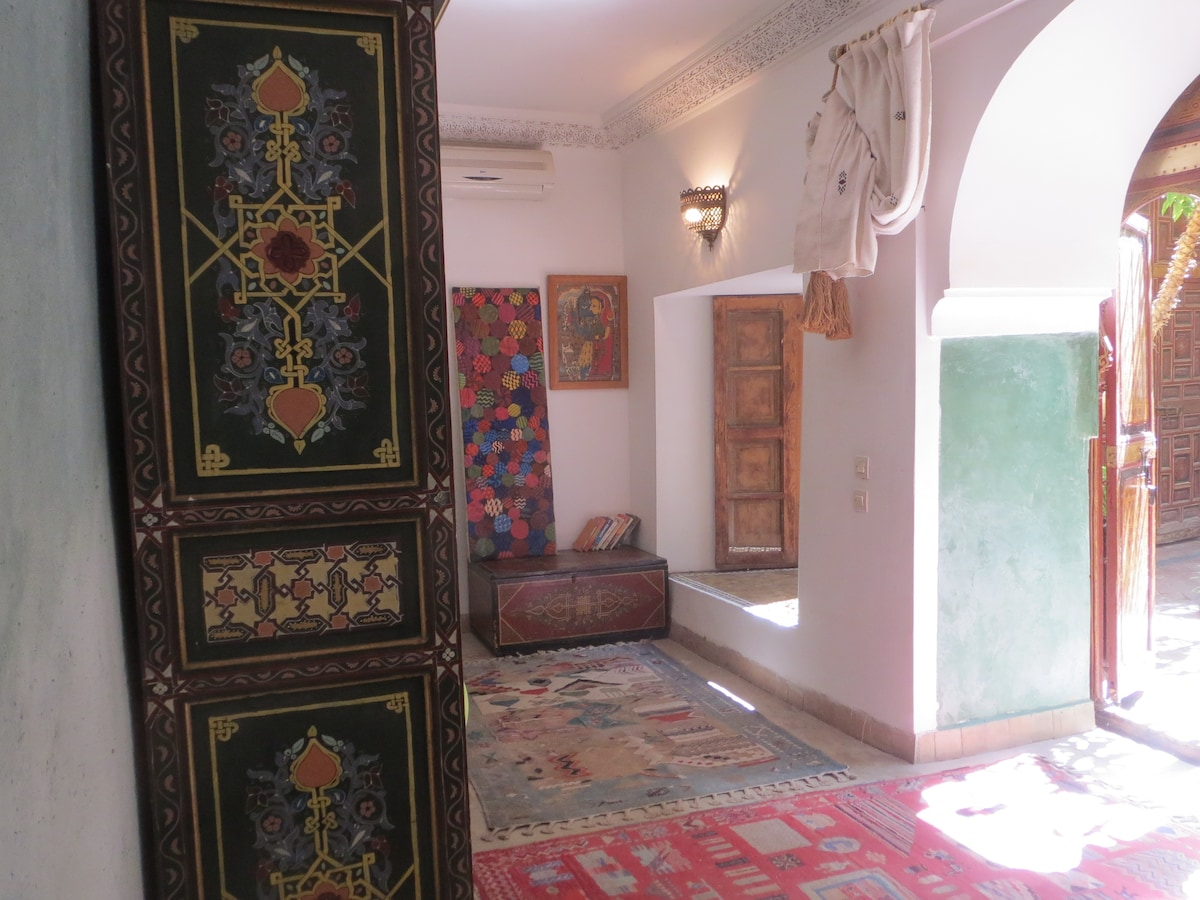 Riad Maizie Olive Courtyard Double