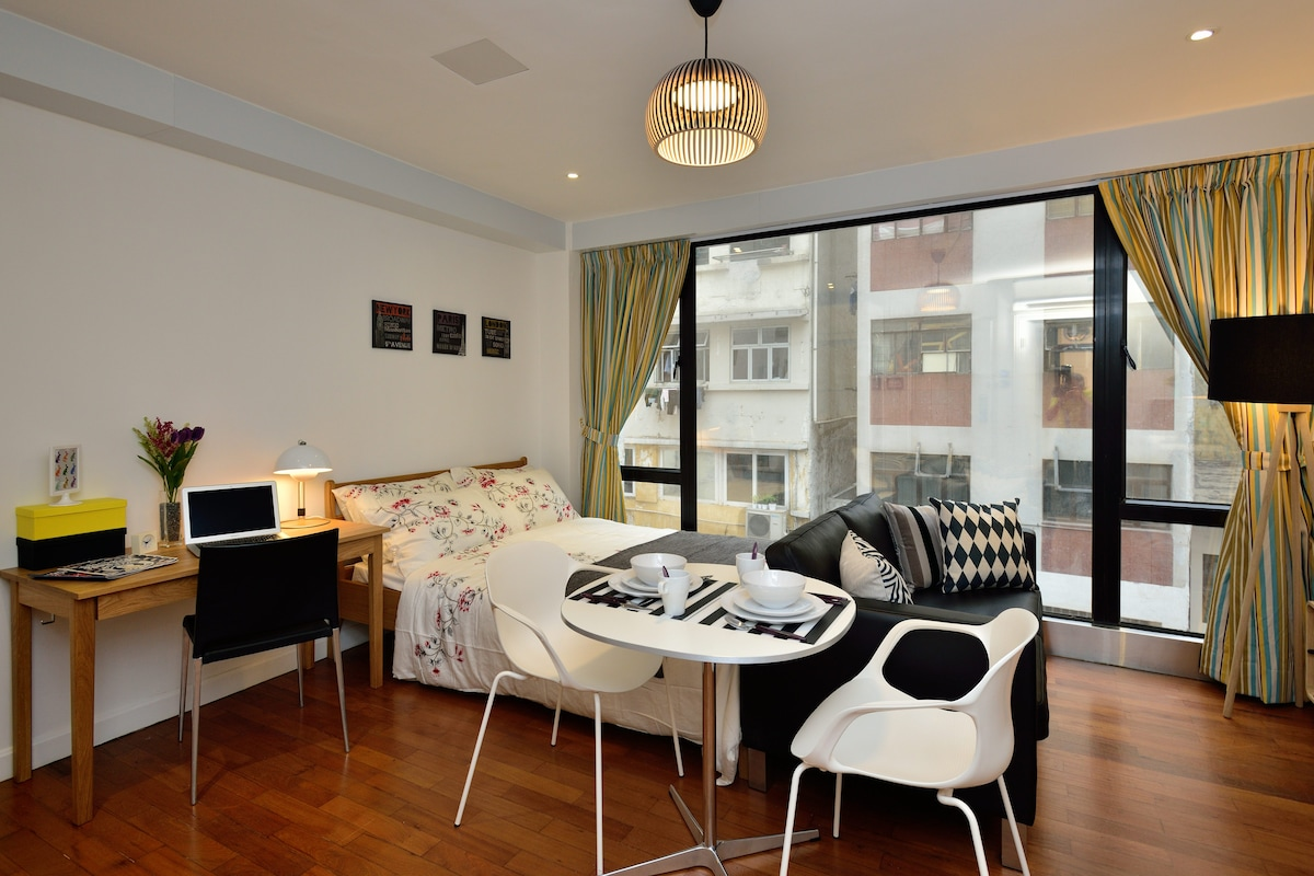 ★★★ 5-Star ★★★ Central SOHO Suite