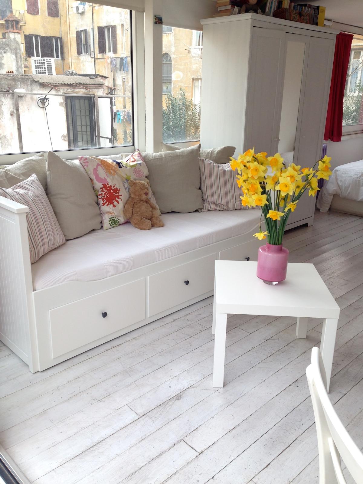 Single Bed-Sofa