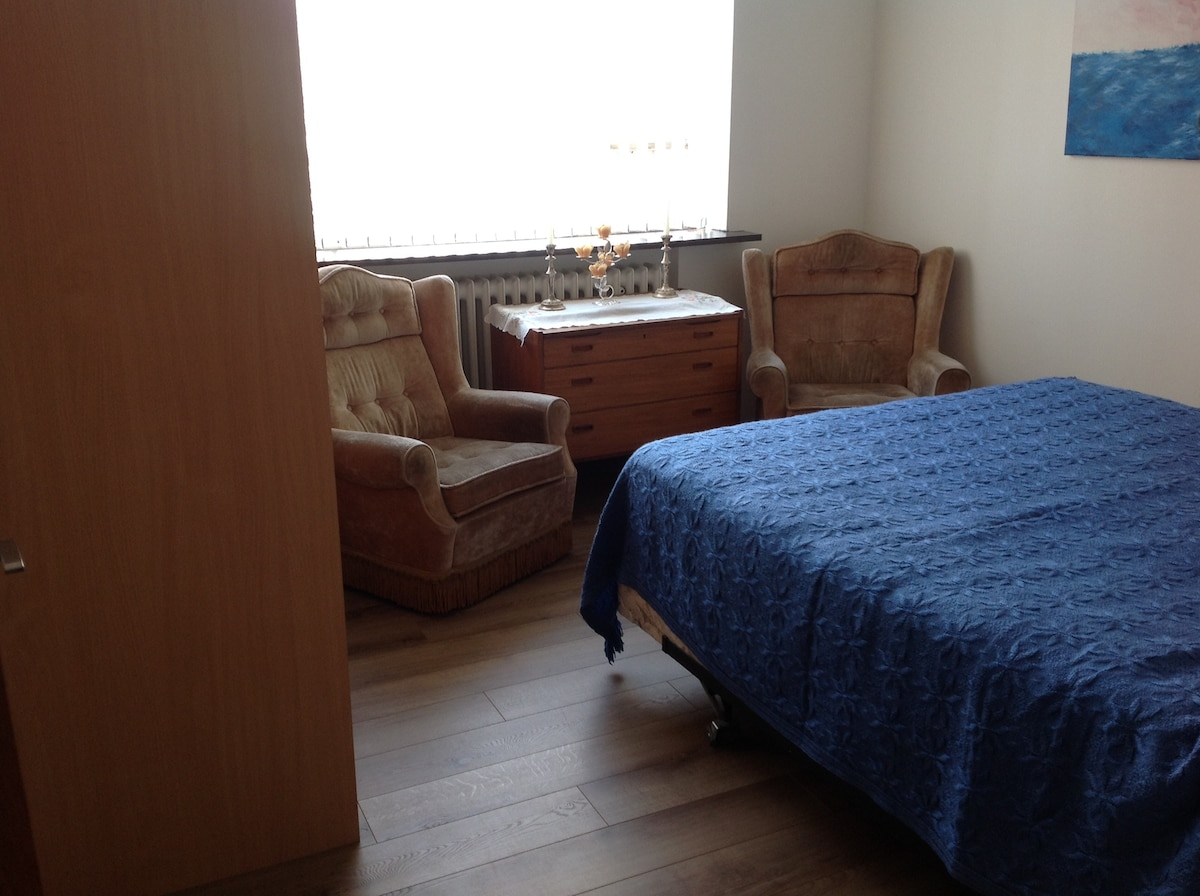 Nice room in center of Selfoss