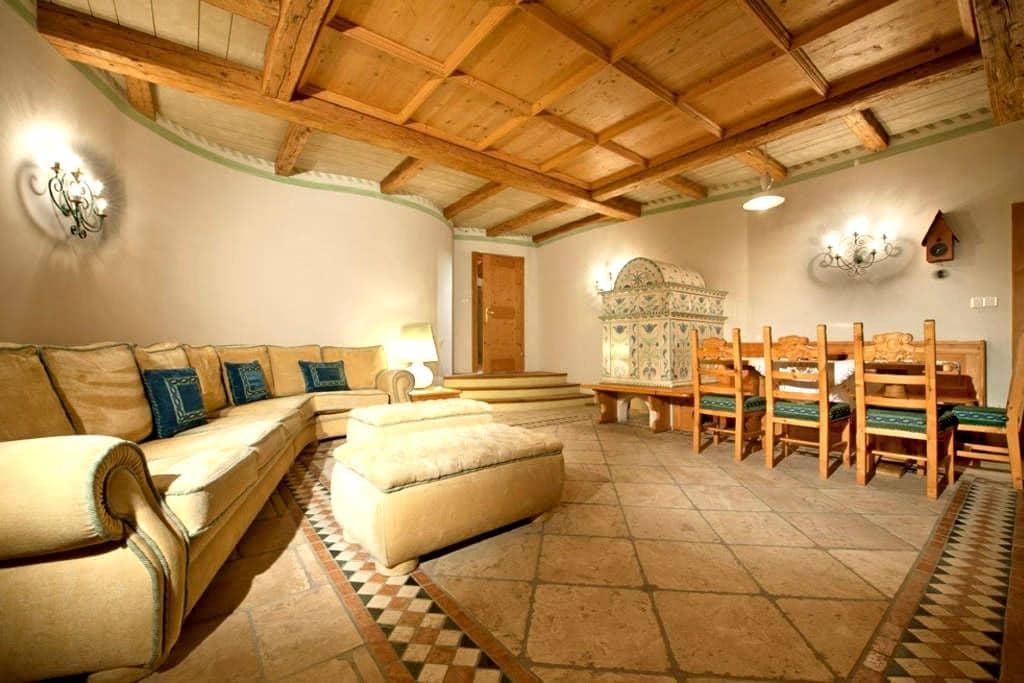 Residence Adler - Dolomites - Niederdorf