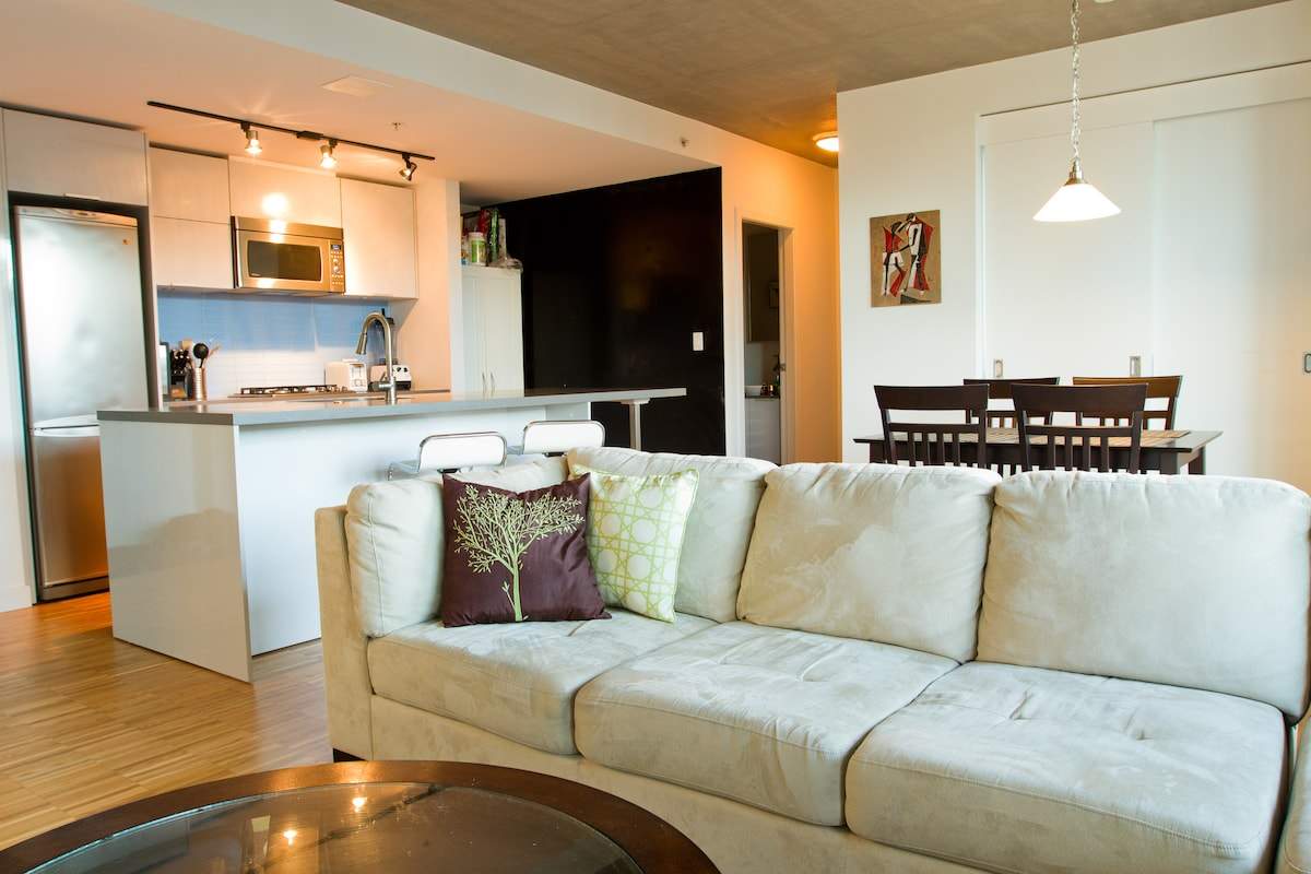 Beautiful and Spacious in Gastown