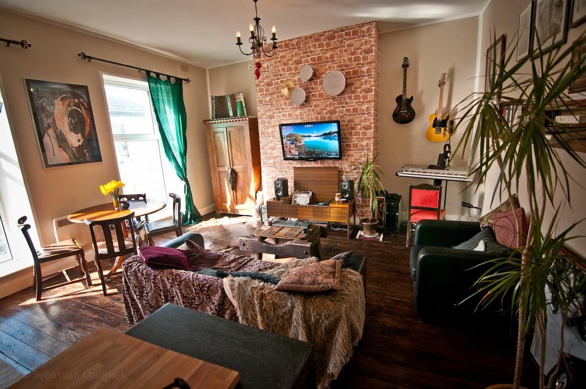 Cork, apartment in epicentre