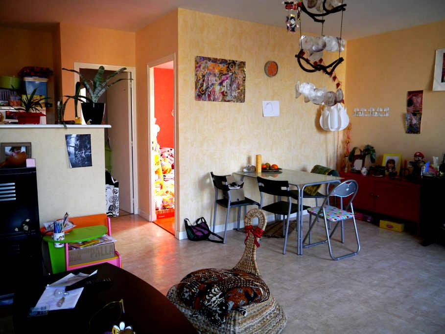 appartement proche centre ville - Chaumont - Квартира