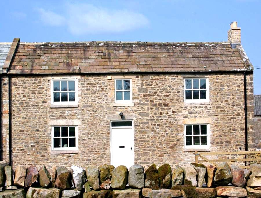 East Cottage, 4-star self-catering rural retreat - Barnard Castle