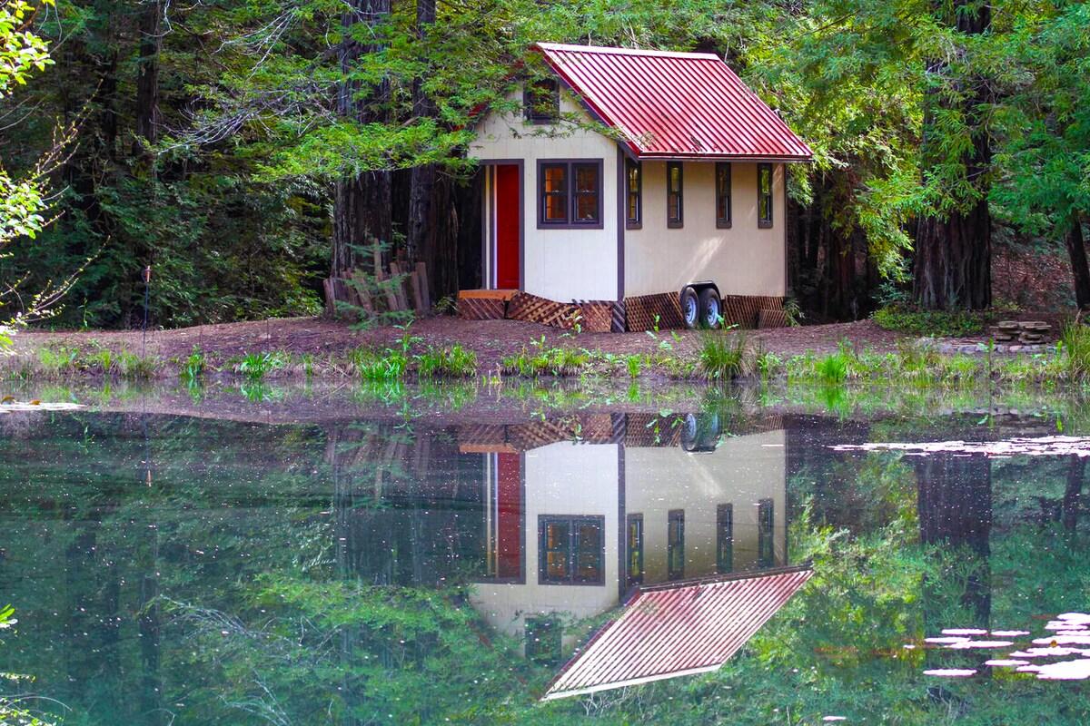 RedHead Tiny House - Off Dry Creek