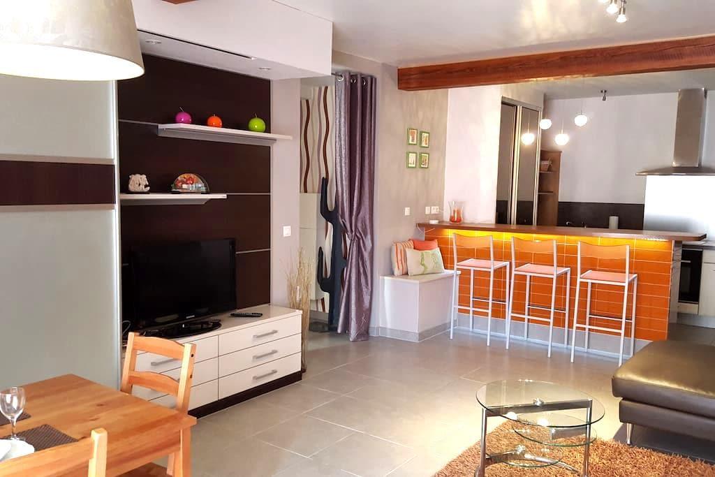 Bel appartement de 54m2 quartier très calme. - Horbourg-Wihr