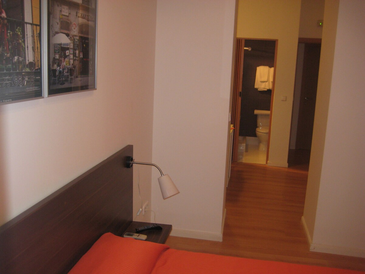 Fully equipped apartment Madrid 6