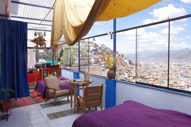San Blas Double +Views from Veranda