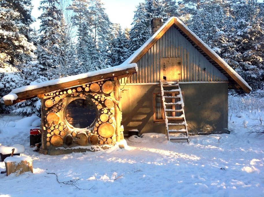 Wild-Natural-Eco-Home - Loksa - House