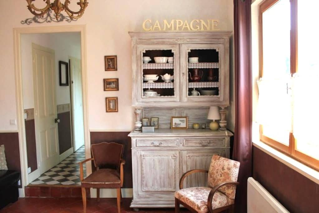 Grande maison à 10 minutes d'Amiens - Guignemicourt - Haus